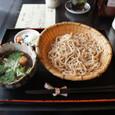 府中・緑町「手打そば・天ぷら 蕎藤」
