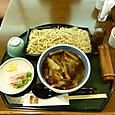 和泉多摩川「そば茶屋 すがも」